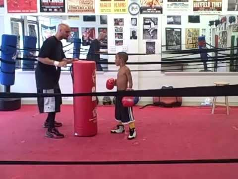 boxing footwork instructional video