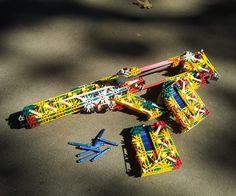 cool knex gun instructions