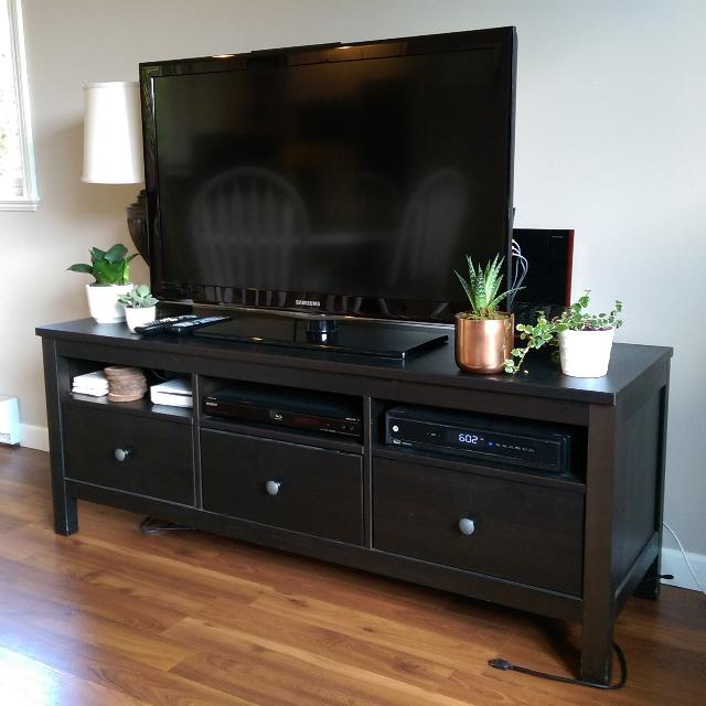 hemnes tv stand instructions