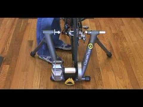 elite fluid trainer instructions