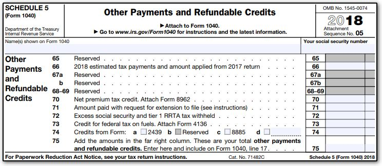 2014 tax forms 1040 instructions