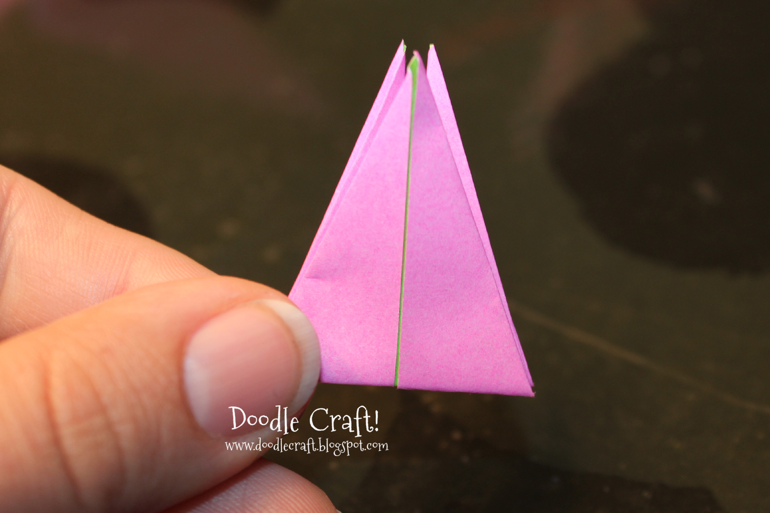 origami crane instructions flapping wings