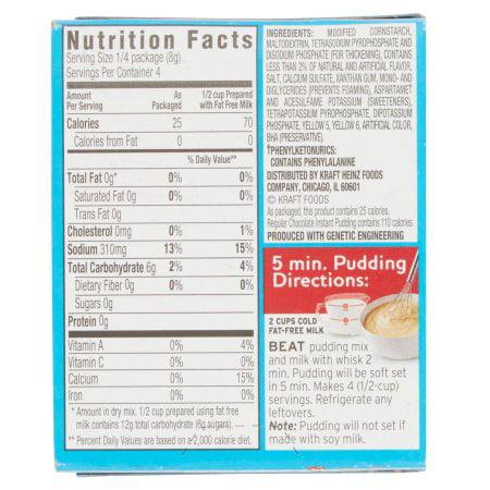 jello butterscotch pudding instructions