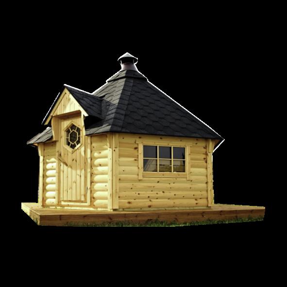 finlandia sauna installation instructions