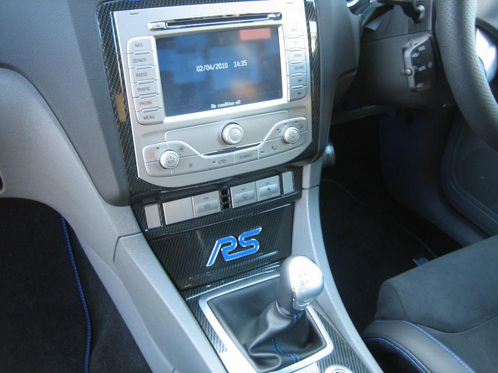 ford focus sat nav instructions