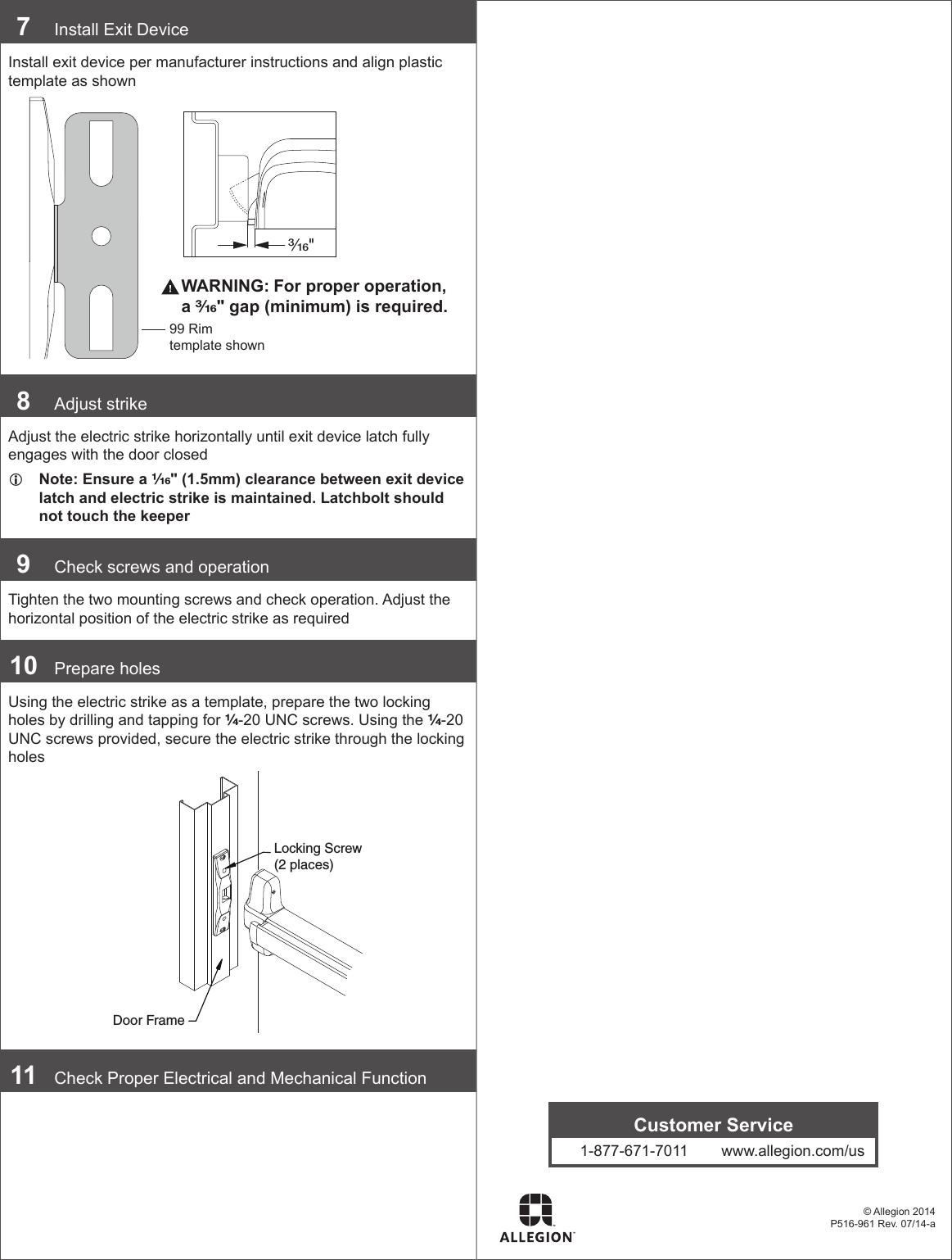instruction cx von duprin