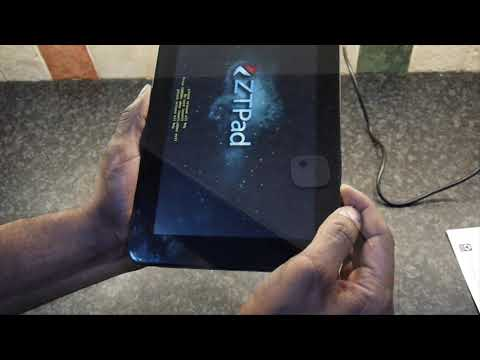 proscan 7 inch quad core tablet instructions