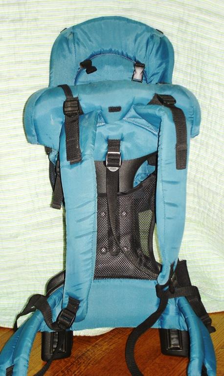 evenflo backpack carrier instructions
