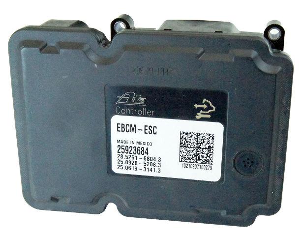 escort digital brake controller instructions