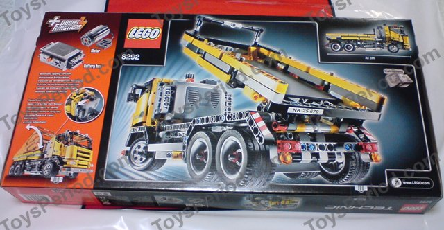 lego 8109 b model instructions