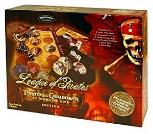 pirates of the caribbean board game instructions
