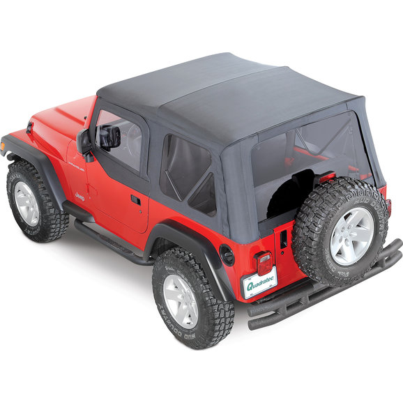 jeep soft top replacement instructions