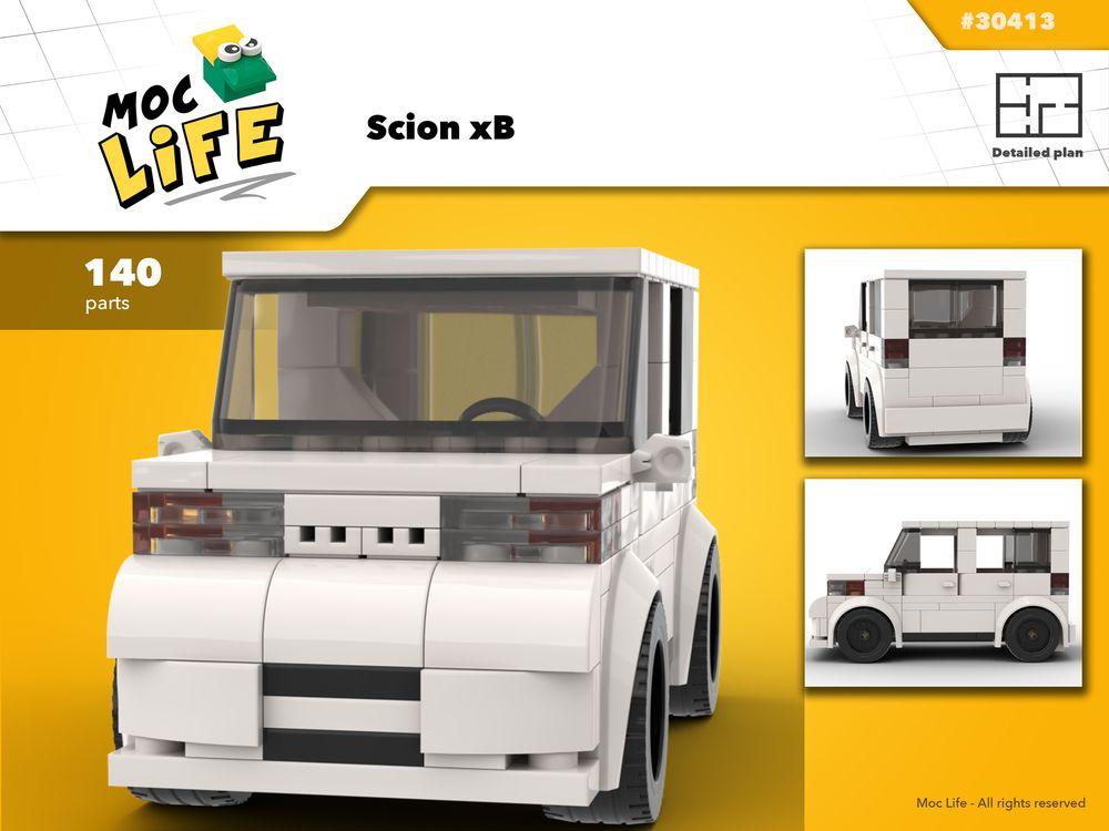 forum lego moc instructions