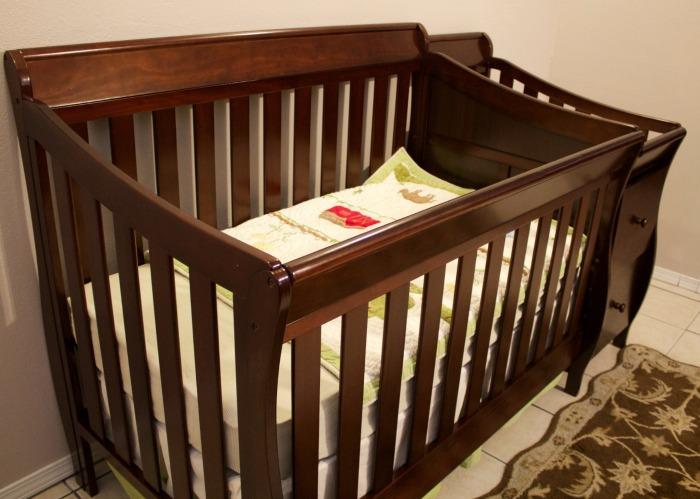 babi italia crib assembly instructions