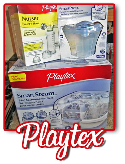 playtex microwave bottle sterilizer instructions
