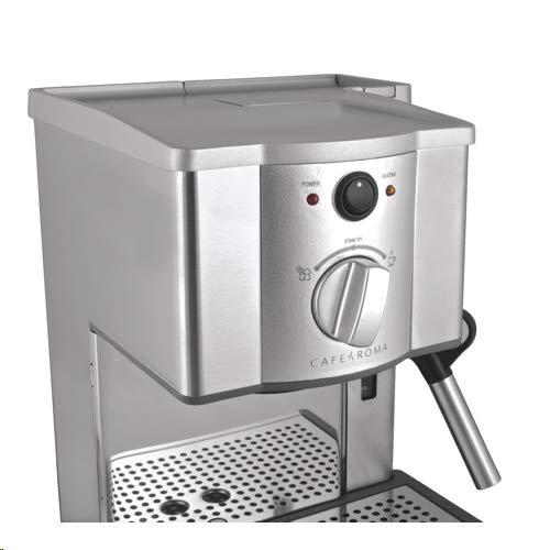 breville cafe roma esp8xl espresso machine instructions
