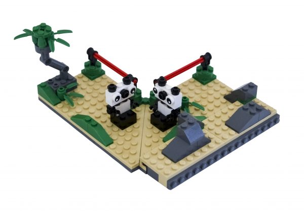 lego animal allies instructions