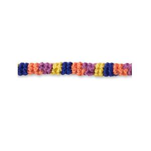 double helix friendship bracelet instructions
