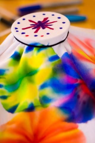 sharpie tie dye shirts instructions