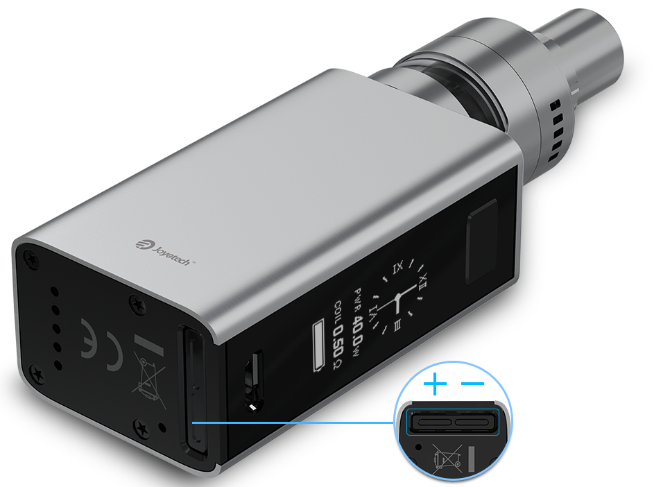 joyetech evic basic instructions