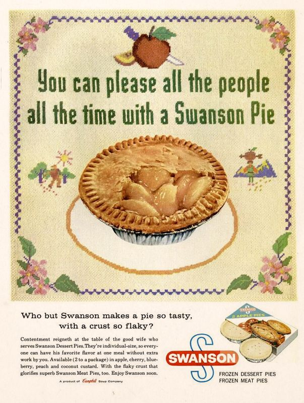 swanson meat pie cooking instructions