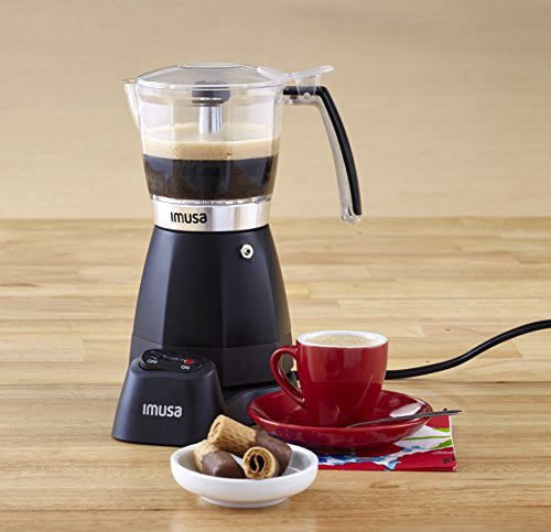 imusa 4 cup coffee maker instructions