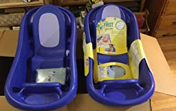 the first years sure comfort deluxe newborn-to-toddler tub instructions