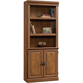 sauder heritage hill bookcase instructions