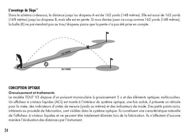 bushnell tour v3 slope instructions