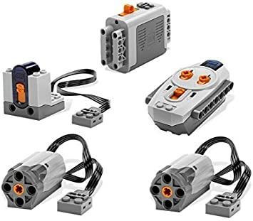 lego 42000 power functions instructions
