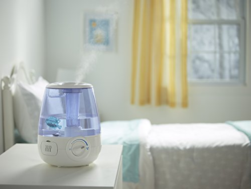 vicks cool mist humidifier no filter cleaning instructions