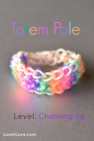 rainbow loom bracelets easy instructions
