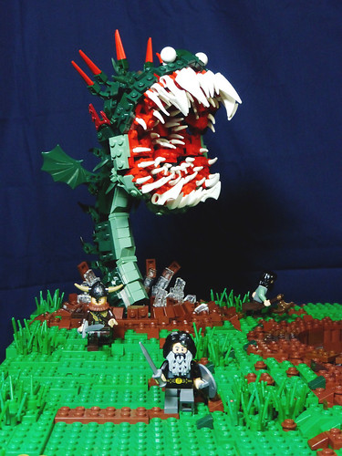 how to train your dragon lego instructions