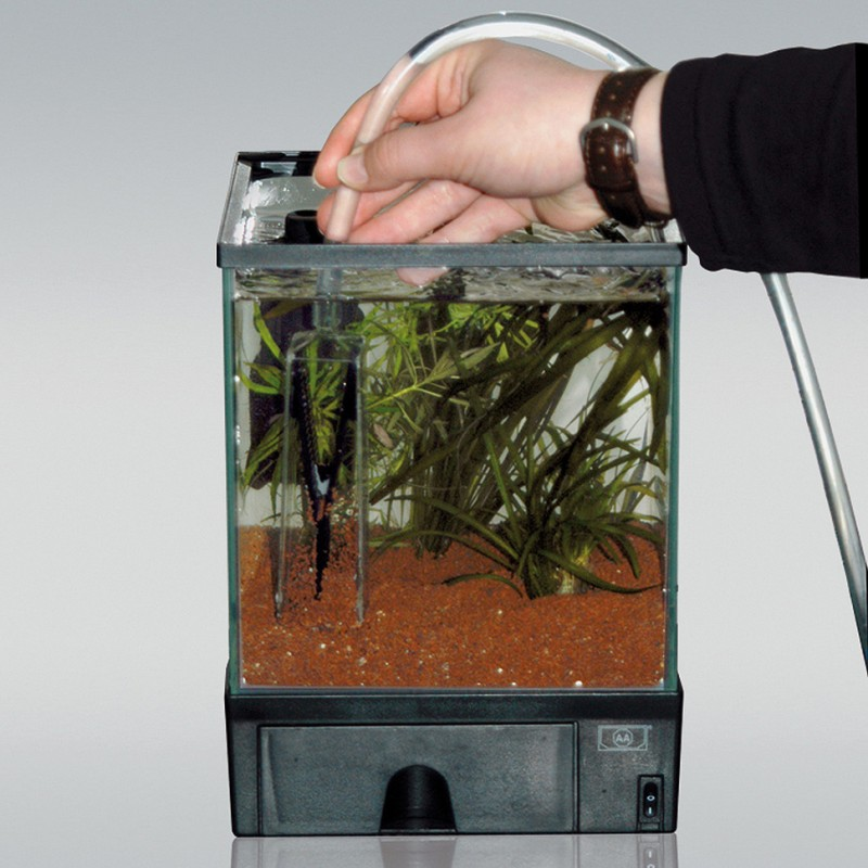aquarium gravel vacuum instructions