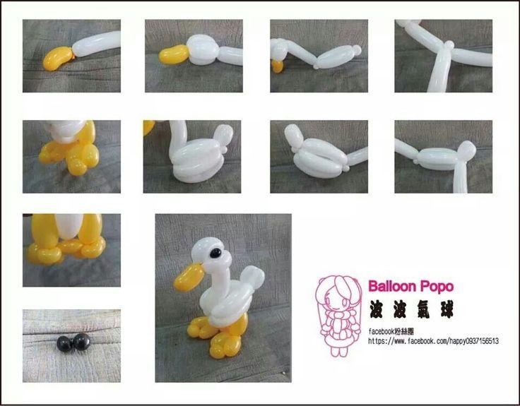 balloon model sword instructions