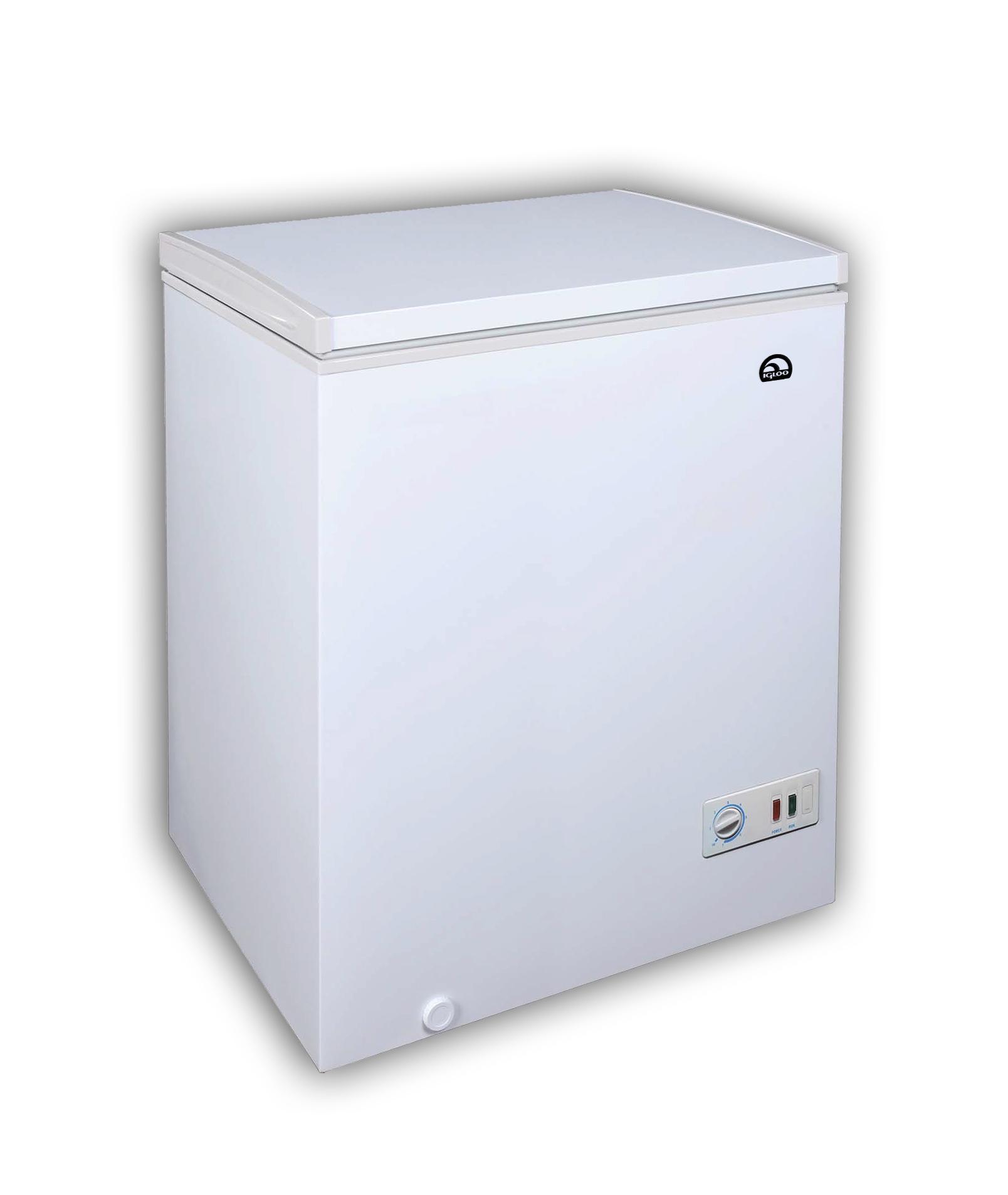 lights igloo freezer instruction manual 3.5