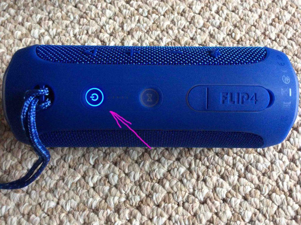 blue piston speaker pairing instructions