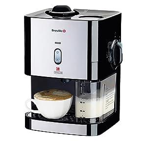 breville coffee machine venezia instructions