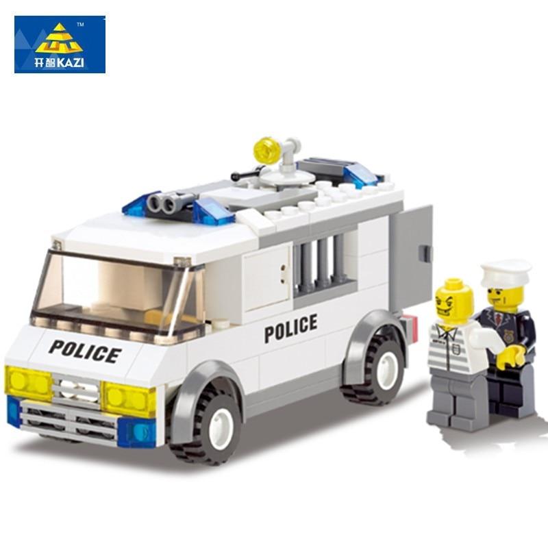 playmobil police van instructions