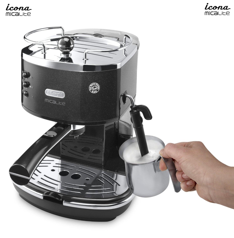 delonghi vintage icona coffee machine instructions