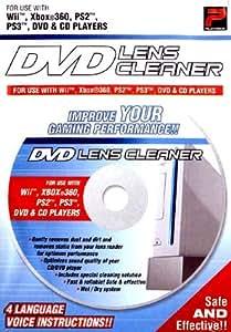 cd laser lens cleaner instructions