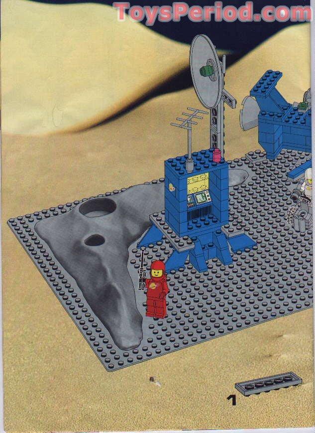 lego instructions set 928