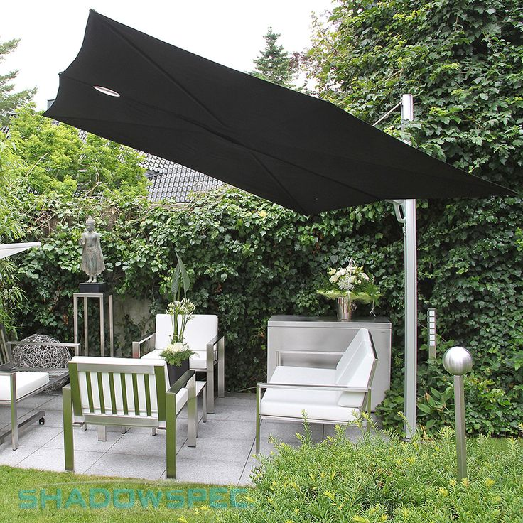 home trends offset umbrella instructions
