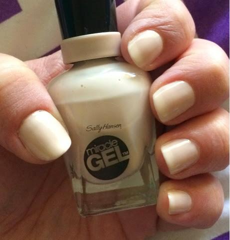 sally hansen 3 step gel polish instructions