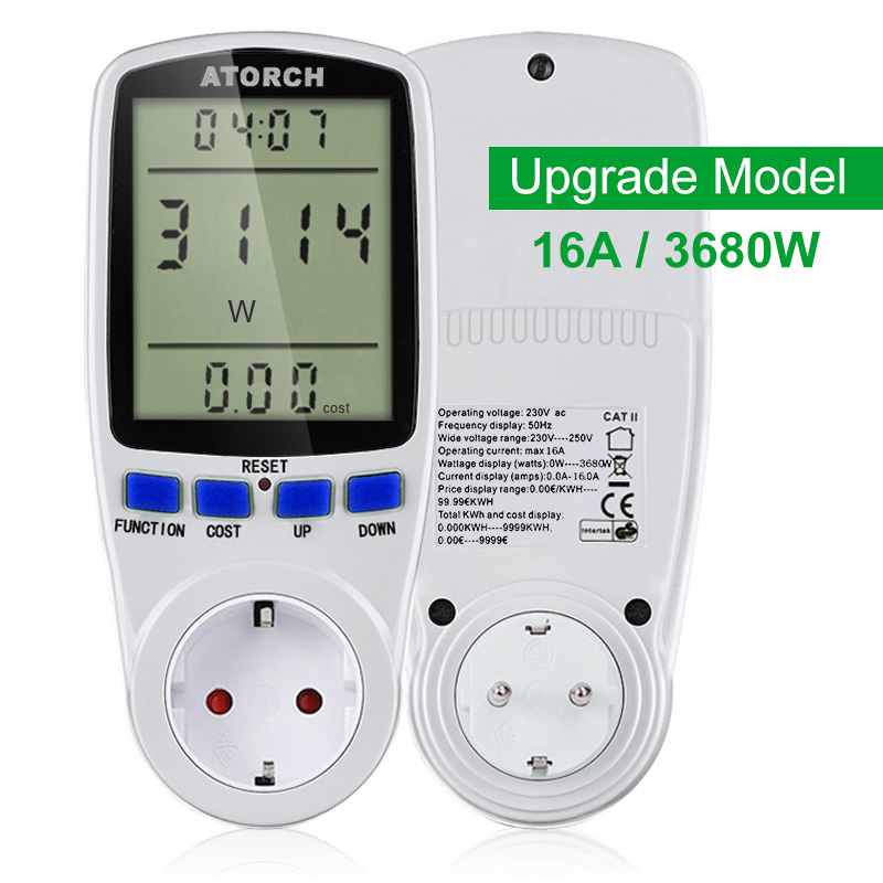 energy now hydro meter instructions