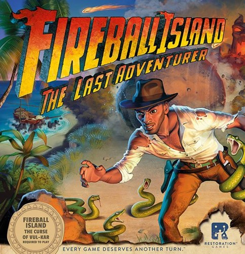 fireball island board game instructions