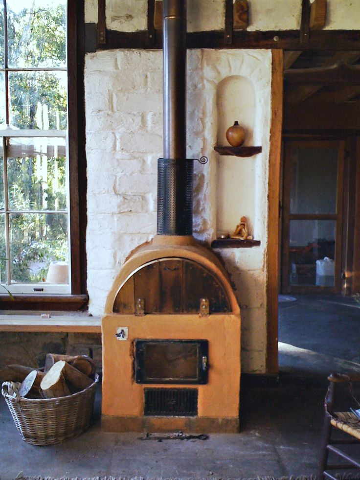 homemade wood stove instructions