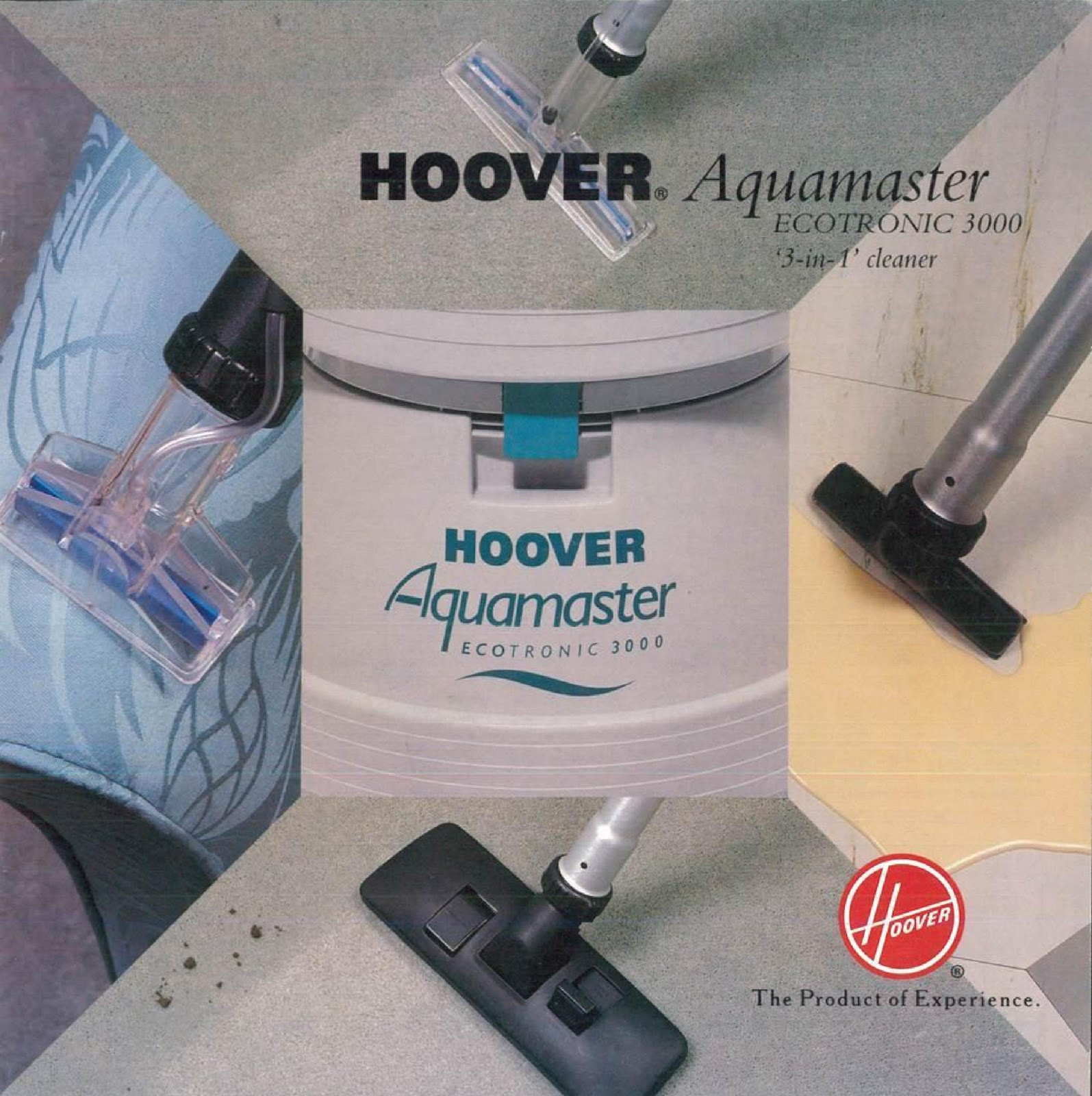 hoover steamscrub 3 in 1 instructions