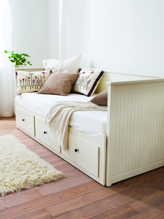 ikea brimnes extendable day bed drawers instructions