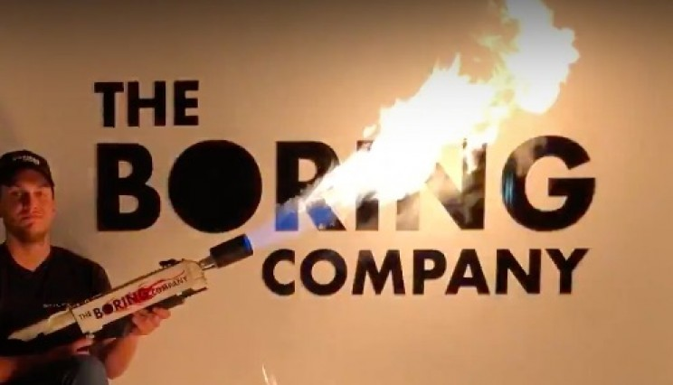 instructions boring company flamethrower wife